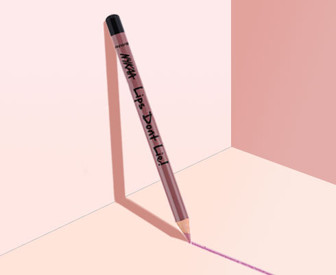Just In: Nykaa Lips Don't Lie! Line & Fill Lip Liners| 9