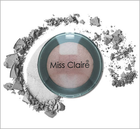 silver eyeshadow – Miss Claire Baked Eyeshadow