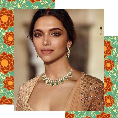 Festival Makeup Looks- Deepika Inspired