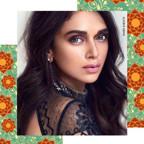 Celebrity Makeup Looks- Aditi Inspired