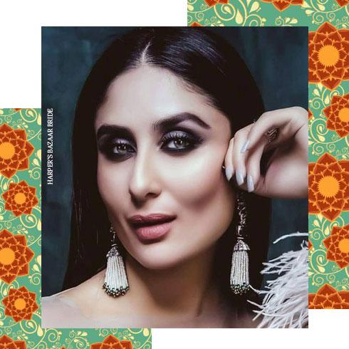 Festive Makeup Looks- Kareena Inspired