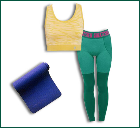 Fitness Fashion Files, Courtesy AirWear By C9| 2
