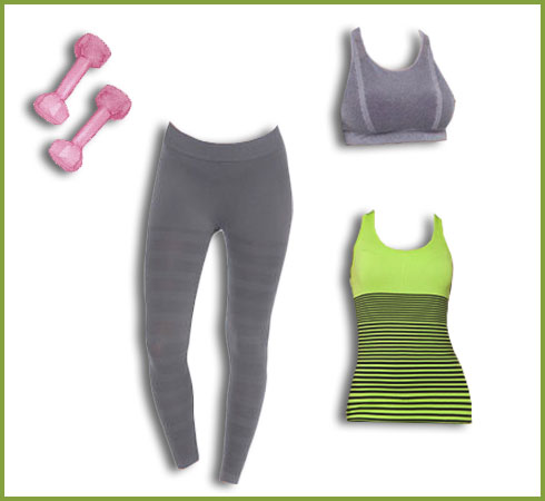Fitness Fashion Files, Courtesy AirWear By C9 - 3