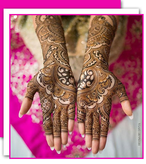 5 Best Mehendi Designs For Weddings-Mehendi Styles To Try| Nykaa's Beauty Book 2