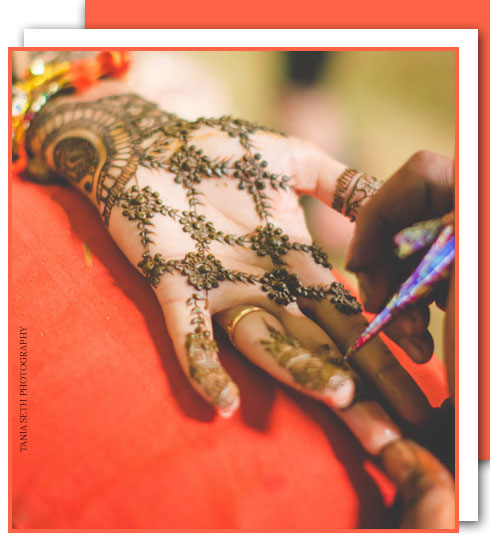 5 Best Mehendi Designs For Weddings-Mehendi Styles To Try| Nykaa's Beauty Book 3