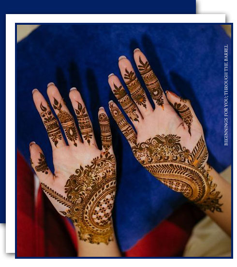 5 Best Mehendi Designs For Weddings-Mehendi Styles To Try| Nykaa's Beauty Book 6