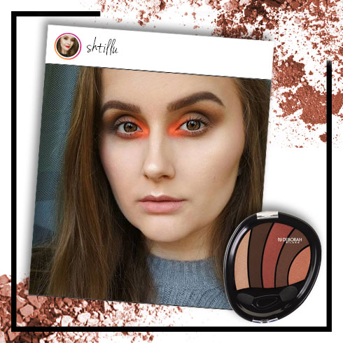 Coral-Inspired Makeup To Try This Season 3