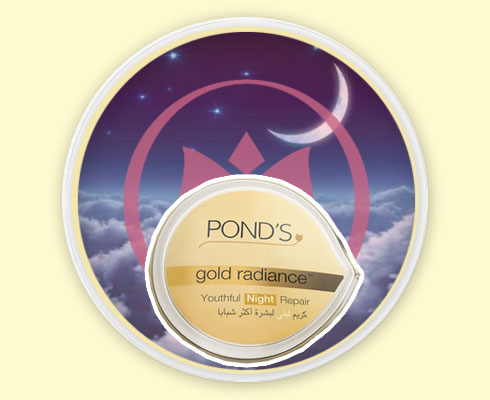 Look Ten Years Younger With Ponds' Gold Radiance Range| 2