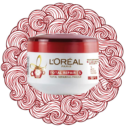 Hair Masks for Colored Hair – L'oreal Paris Total Repair