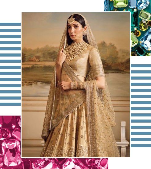Lovely  Bridal Poses For Your Bridal Photoshoot-Indian Bridal Poses  Nykaa's Beauty Book 5