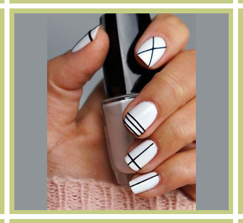 simple nail art easy nail art designs for beginners