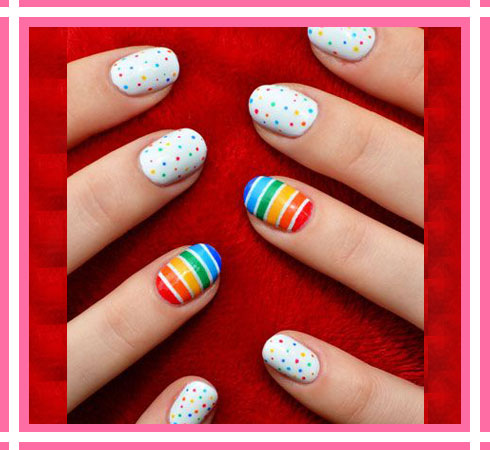 Easy Nail Art Designs For Beginners - 7