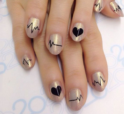 Bridal Nail Art-Bridal Nail Art Designs For Pretty Wedding Nails| Nykaa's Beauty Book 4