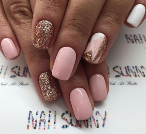 Bridal Nail Art-Bridal Nail Art Designs For Pretty Wedding Nails| Nykaa's Beauty Book 5