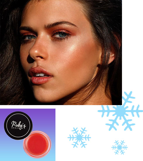 Cool Makeup Looks To Sizzle This Winter - 10