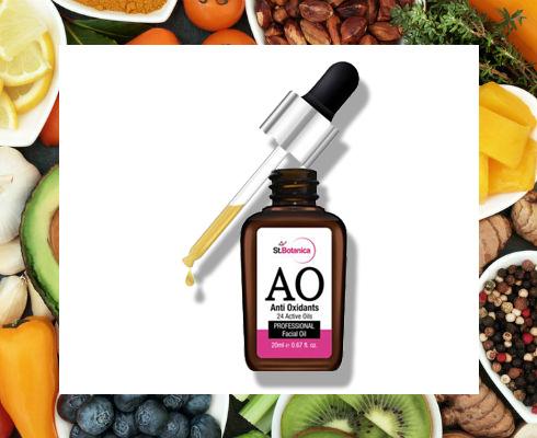 Antioxidants for Skin - 1