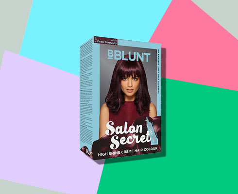 no ammonia hair color- BBLUNT Salon Secret