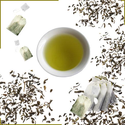 Hair Fall Remedies – Green Tea