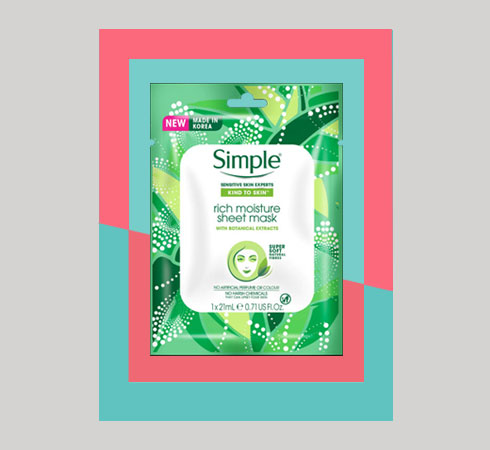 Easy Breezy Beauty With Simples Kind To Skin Sheet Masks - 2