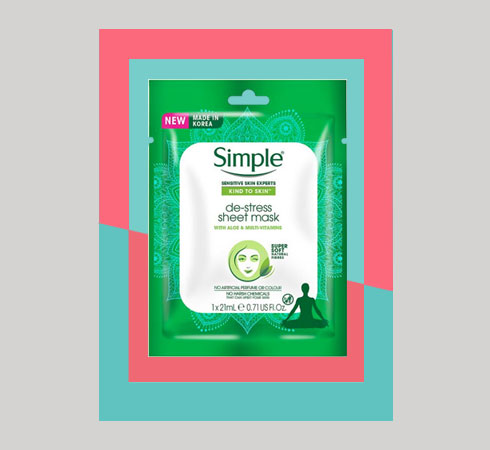 Easy Breezy Beauty With Simples Kind To Skin Sheet Masks - 3