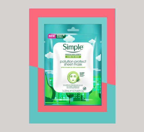 Easy Breezy Beauty With Simples Kind To Skin Sheet Masks - 4