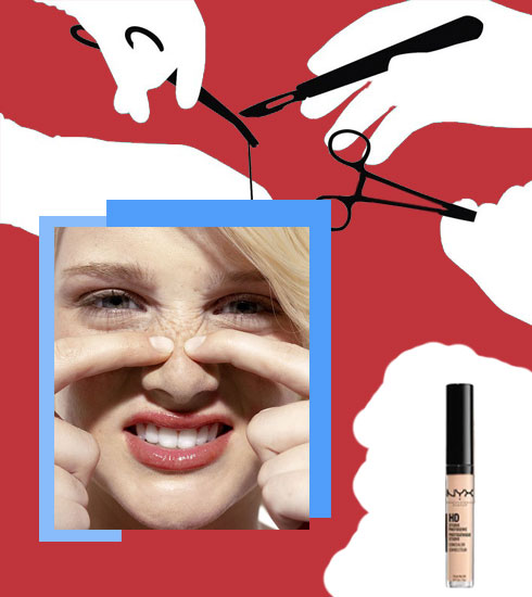 Quick fixes for six beauty bloopers - 7