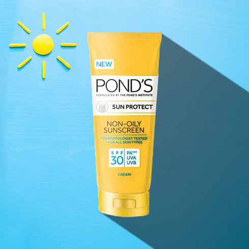 Make Your SPF Choice With Ponds Sun Protect - 2