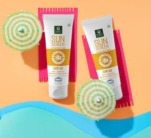 Blue Light Protection On Point With Organic Harvest Sunscreens - 3