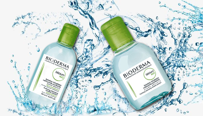 Wipe Your (Skin) Slate Clean With Bioderma Sebium H2O - 1