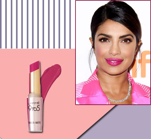 Priyanka Chopra Lipstick