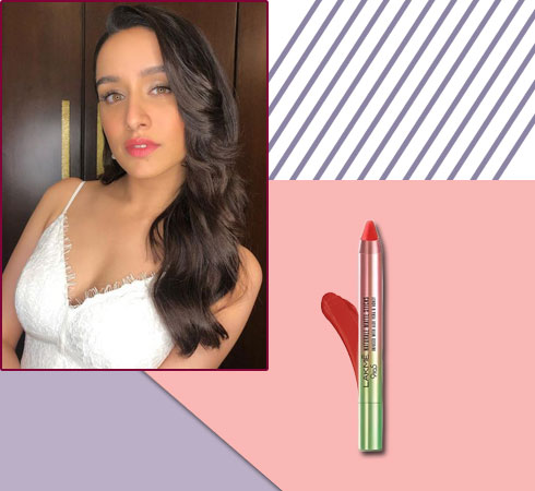 Shraddha Kapoor Lipstick