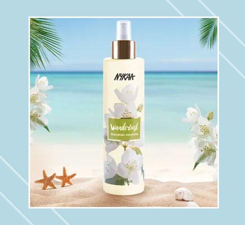 Say Aloha To Nykaas Wanderlust Hawaiian Jasmine Range - 5