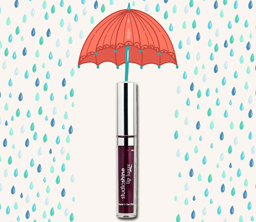 Waterproof Cosmetics- LASplash StudioShine Waterproof Lip Lusture