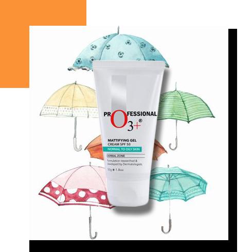 Monsoon Beauty Products Swap: gel-based creams