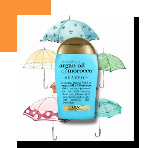 Monsoon Beauty Products Swap: sls free shampoo