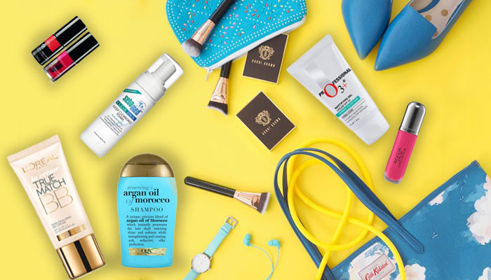 Monsoon Beauty Products Swap