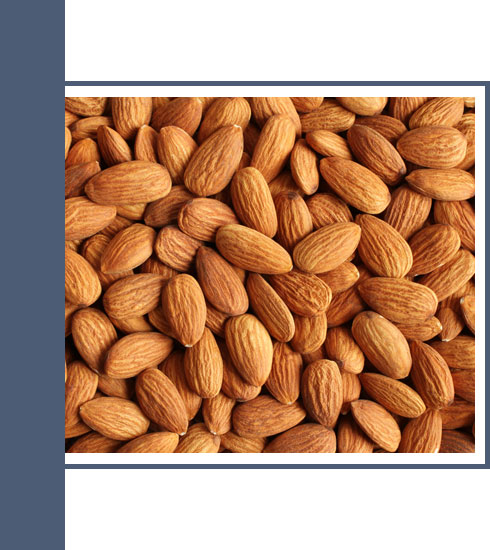 food that prevents cold– almonds