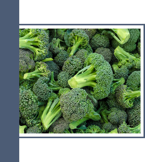 what to eat when you have a cold– broccoli