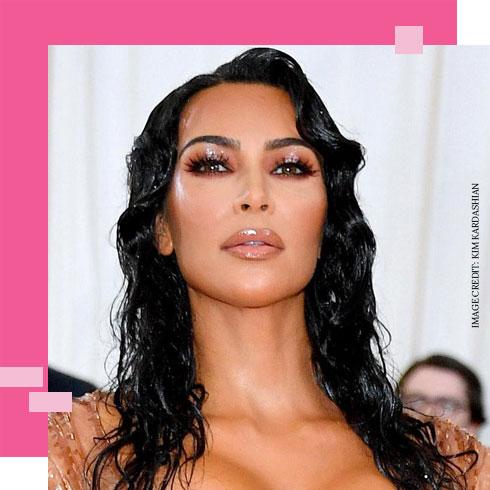 Beauty Highlights – Kim Kardashian