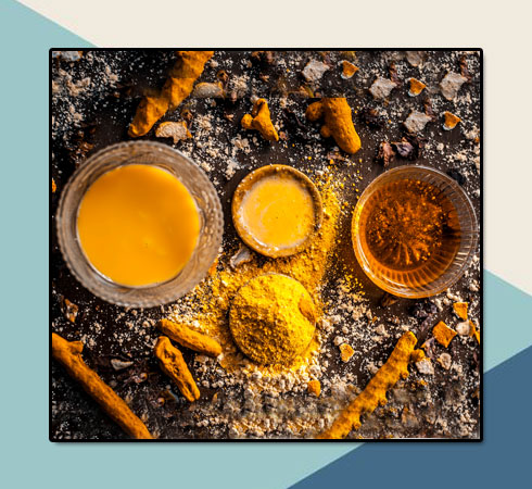 home remedies for whiteheads- turmeric