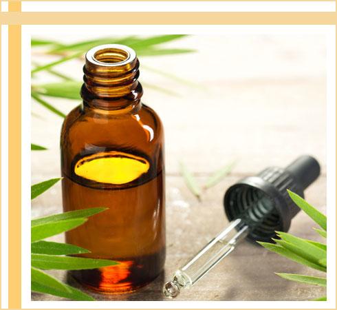 acne remedies- tea tree oil