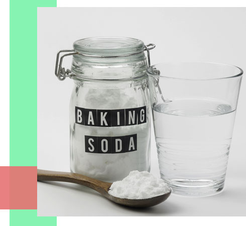 home remedies to remove blackheads- baking soda