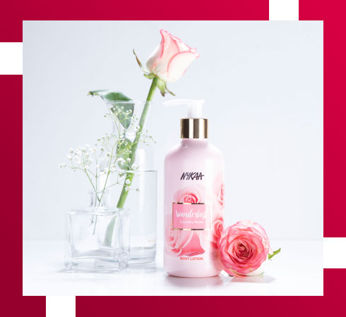 Stop And Smell The Rose with Nykaa Wanderlust Country Rose Range - 3