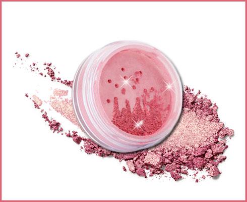 Best Shimmer Blushes –Sparkle Blush
