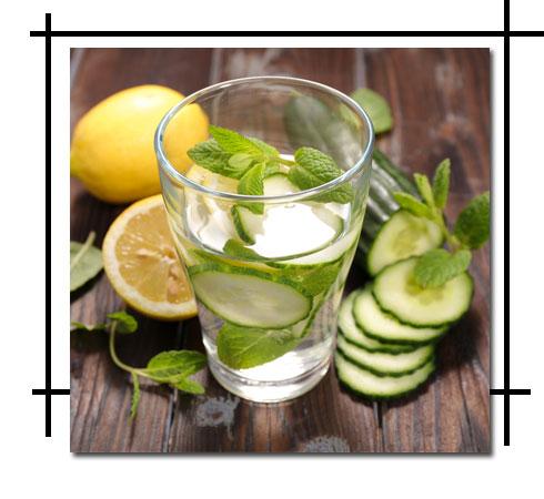 Home remedies to remove tan using cucumber & lemon