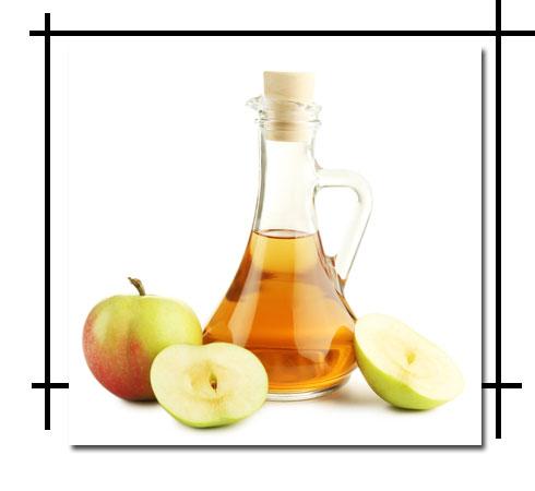 Tan removal at home using apple cider vinegar