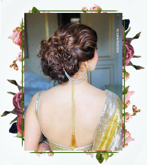 Bridesmaid Hairstyles- Pheras