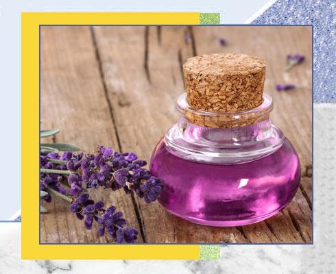sunburn treatment at home using lavender oil