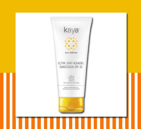 SPF 25 Sunscreen – Kaya