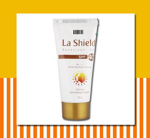 SPF 40 Sunscreen – La Shield